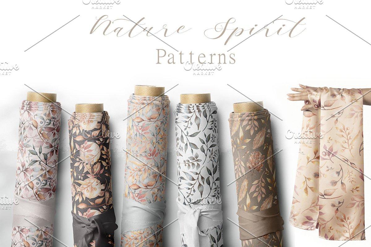 Nature Spirit Patterns