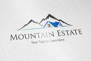 Mountain Estate v2 logo