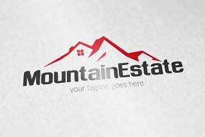 Mountain Estate v1 logo