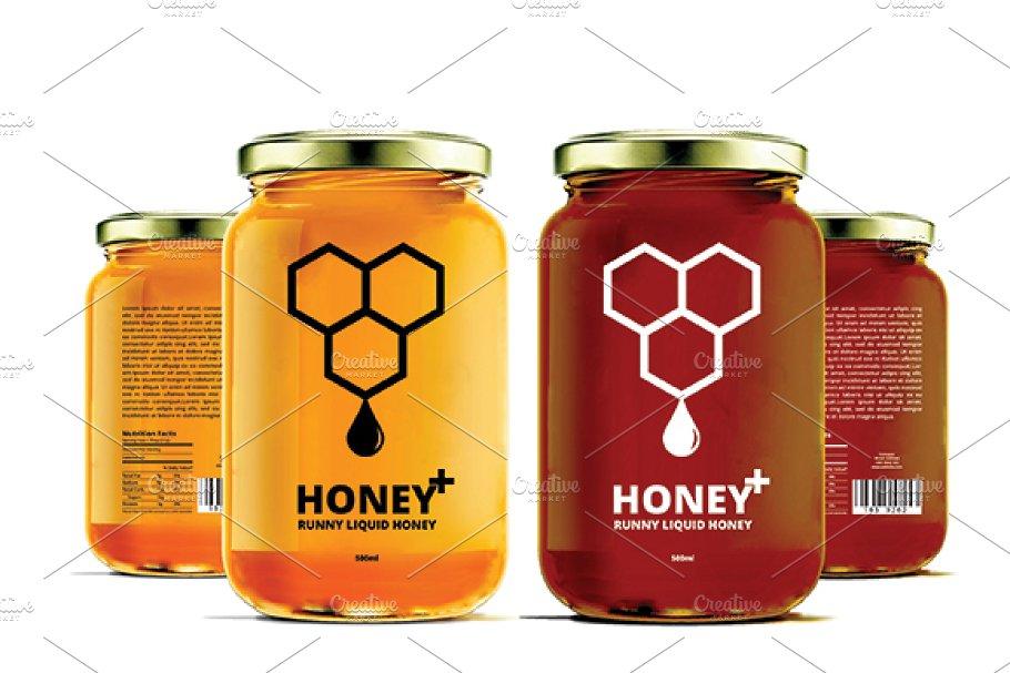 Honey Labels V2