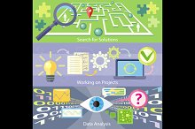 Search for Solution Data Analysis