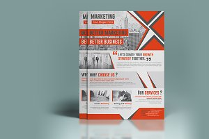 Multipurpose Corporate Flyer Templat