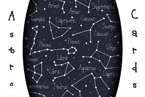 Astrology brochures