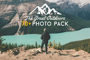 The Great Outdoors Photo Pack
