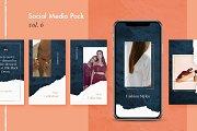 Social Media Pack Vol.6