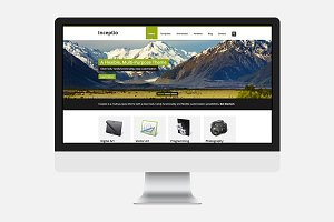 Inceptio - WordPress Theme