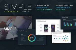 Simple Powerpoint Template