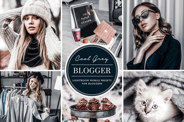 Instagram Blogger Lightroom Presets