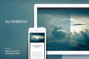 Gutenberg 2 - WordPress Theme
