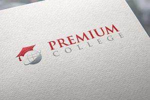 Premium College Logo