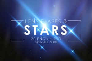 Stars & Flare Pack