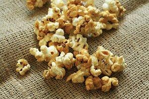 Hommade Popcorn