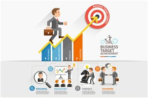 Business Growth Arrow Strategies