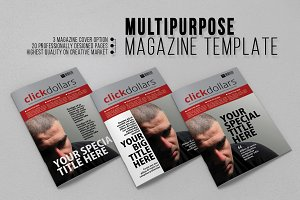 Multipurpose Magazine (50 % OFF)
