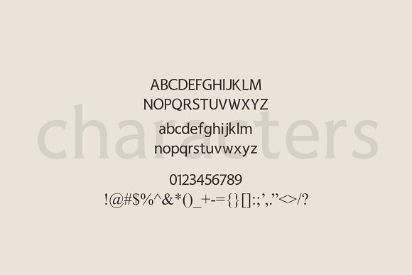 Victoria Avenue & Extras in Serif Fonts - product preview 1