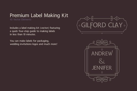 Victoria Avenue & Extras in Serif Fonts - product preview 5