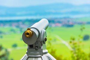 Touristic Telescope