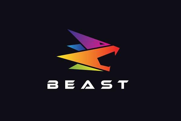 Beast Logo Template