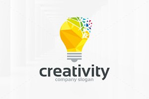 Creativity Logo Template