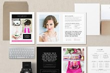 Magazine Template for Photographers