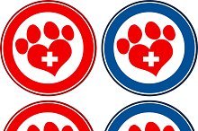Paw Print Banners Collection- 4