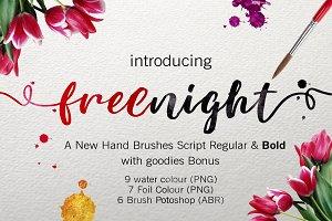Freenight Script + Extras