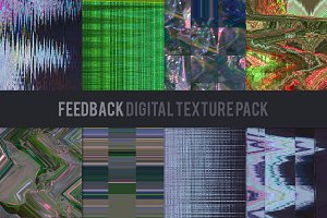 Feedback Digital Texture Pack
