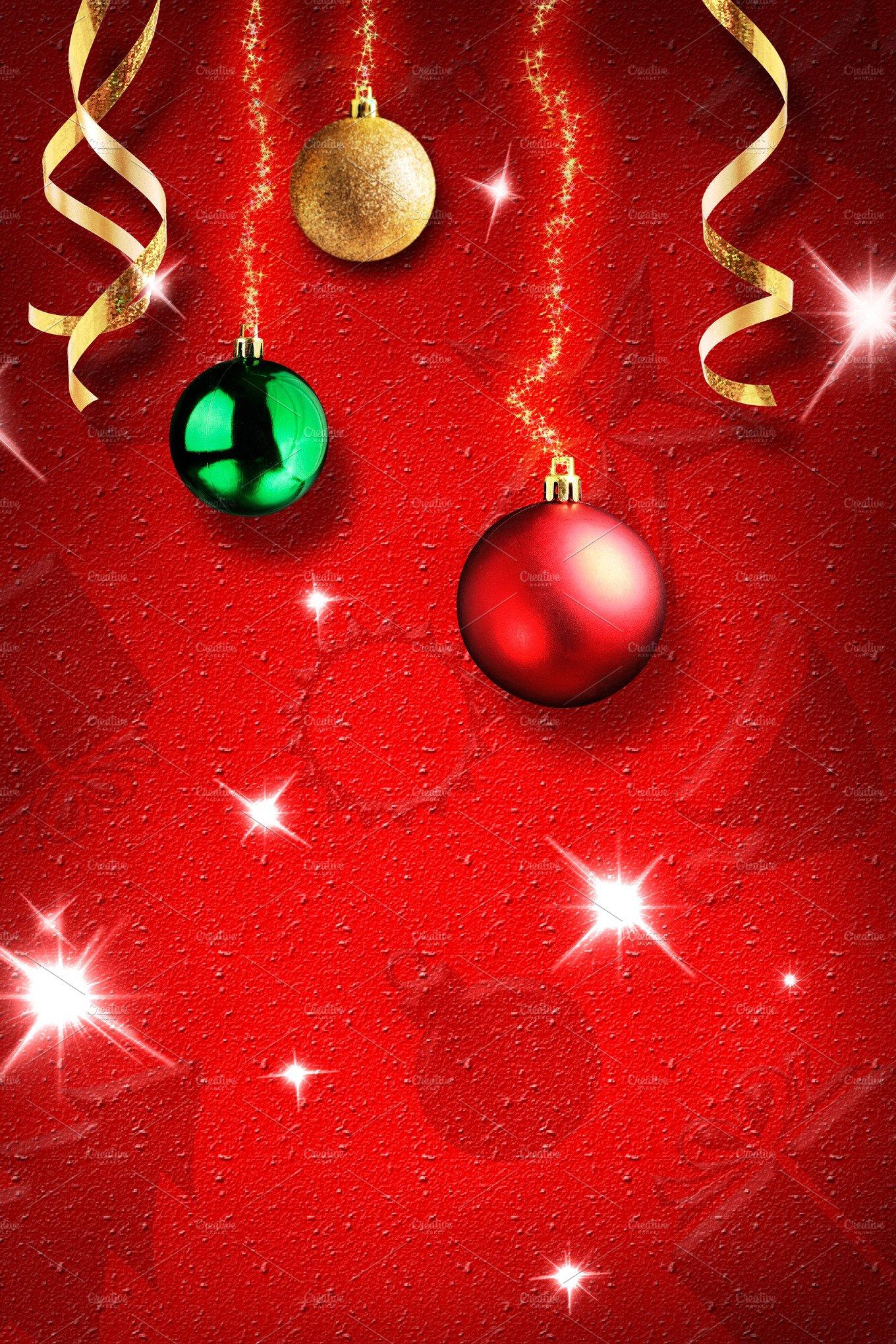 Children Xmas Background Vertical Holiday Photos Creative Market