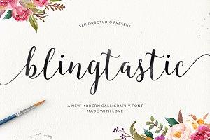 Blingtastic Script