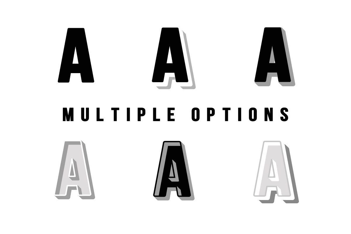 The Modern Font Bundle Vol. 2