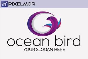 Ocean Bird Logo