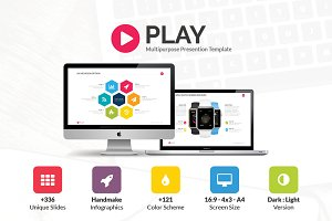 Play - Premuim Presentation Template