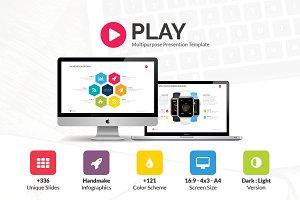 Play - Premuim Presentation Template