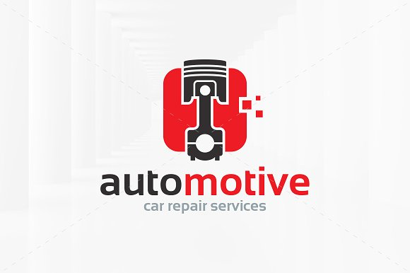 automotive logo template logo templates creative market