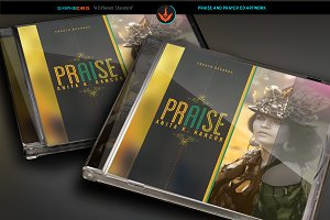 Praise and Prayer CD Artwork
