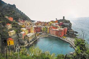 Vernazza in Cinque Terre
