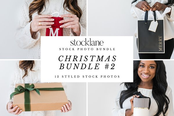 Christmas Stock Photo Bundle #2