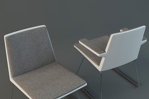 Team - sled Home chairs set