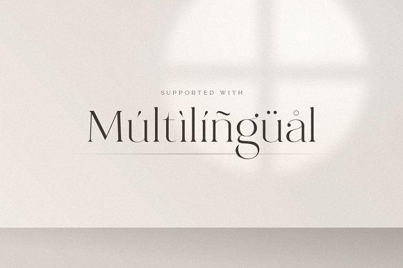 abigail - unique ligature font in Display Fonts - product preview 19