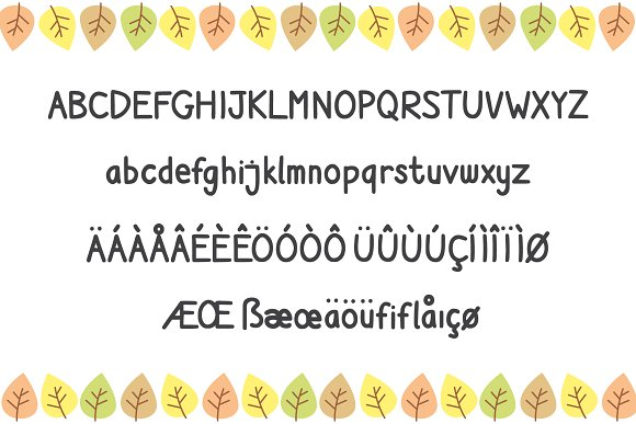Gomgom | Handwriting Font in Display Fonts - product preview 1