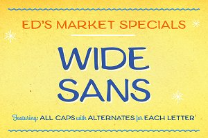 Ed's Market Wide