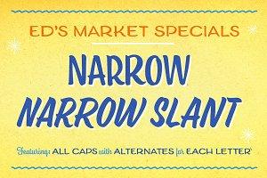 Ed's Market Narrow Slant