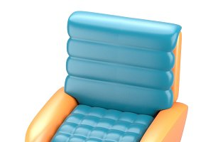 Futuristic design chair