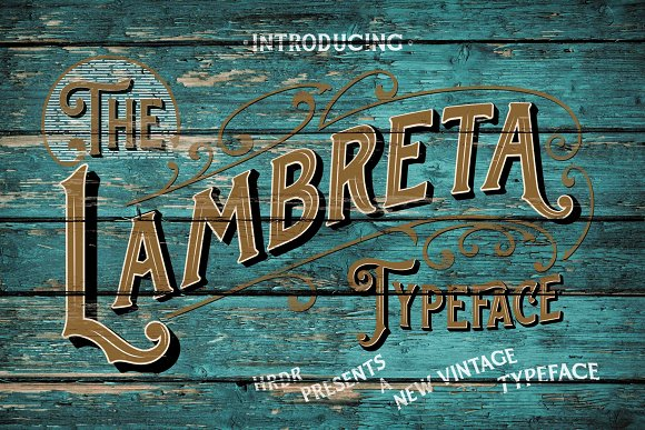 HRDR FONT BUNDLE! in Display Fonts - product preview 10