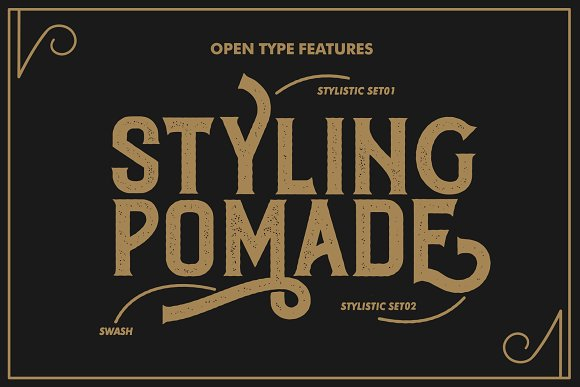 HRDR FONT BUNDLE! in Display Fonts - product preview 16