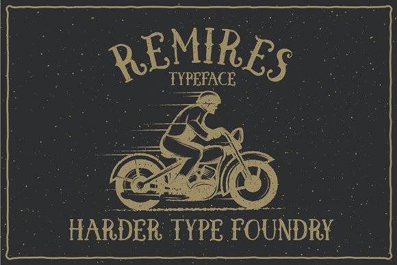 HRDR FONT BUNDLE! in Display Fonts - product preview 34