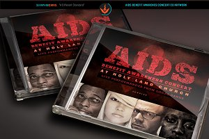 AIDS Benefit Awareness: CD Artwork