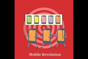 Mobile Revolution Concept