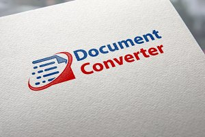 Document Converter Logo