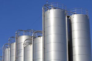Silos in the industry